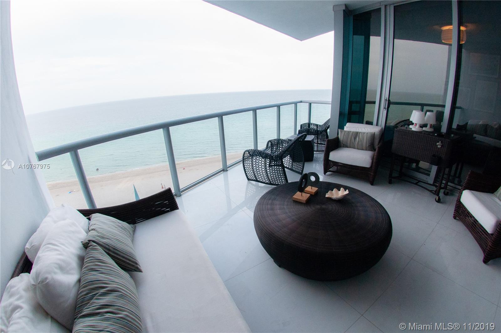 Breathtaking unobstructed Atlantic Ocean views as far as the eye can see. Exquisite, chic and modern