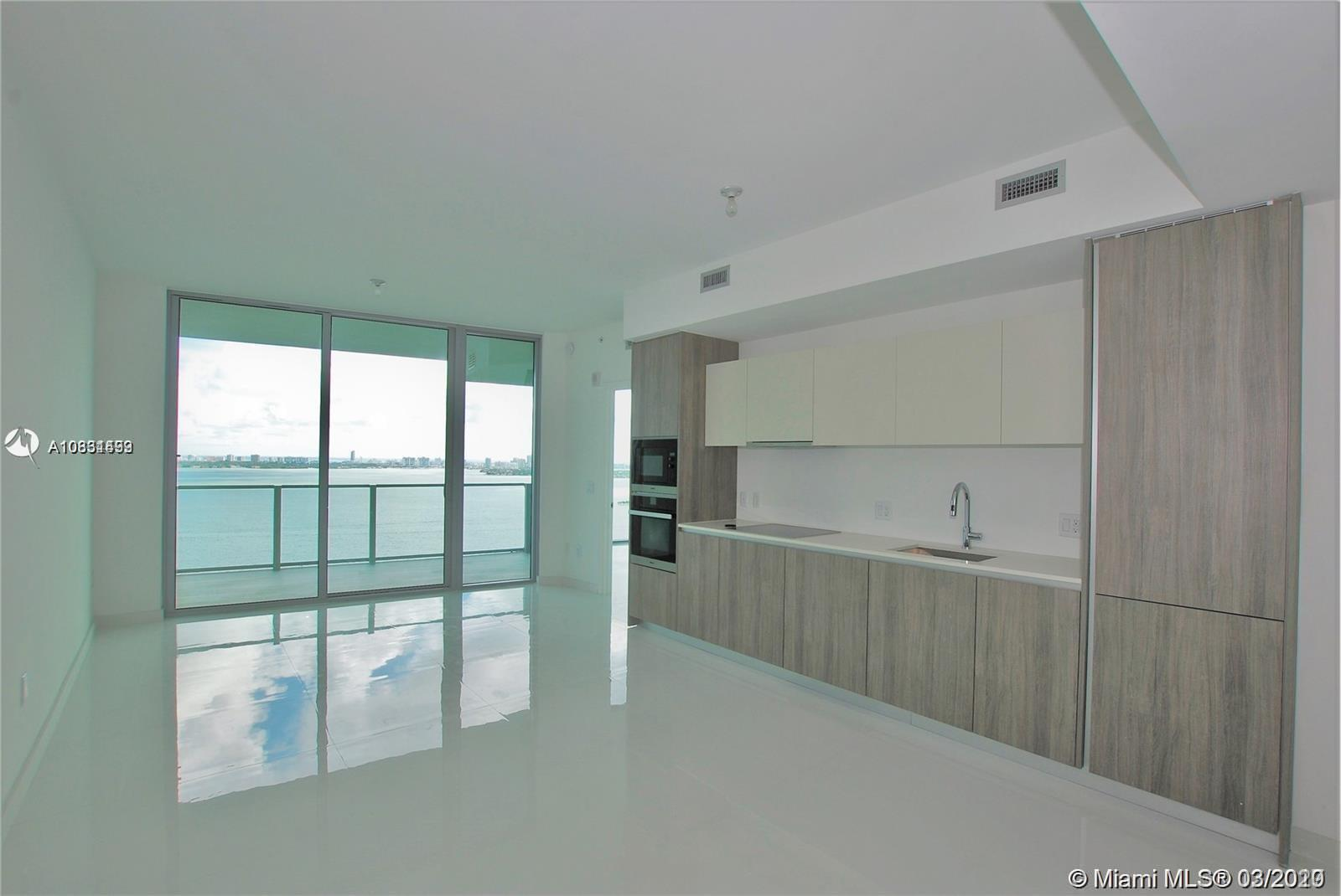 New Luxury apartment at Biscayne Beach in Miami's hottest neighborhood East Edgewater with stunning