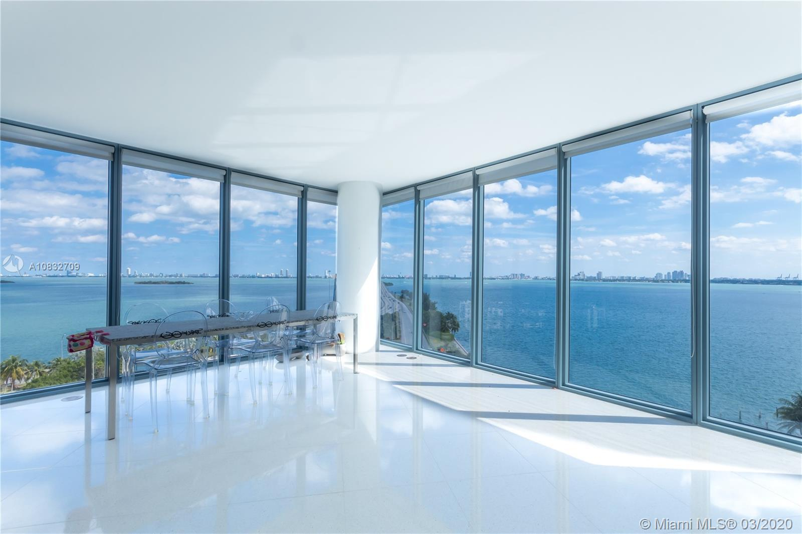 MOTIVATED SELLER | LOWEST PRICED UNIT IN THE 12 LINE: 180 degrees of pure glass staring at the Bisca