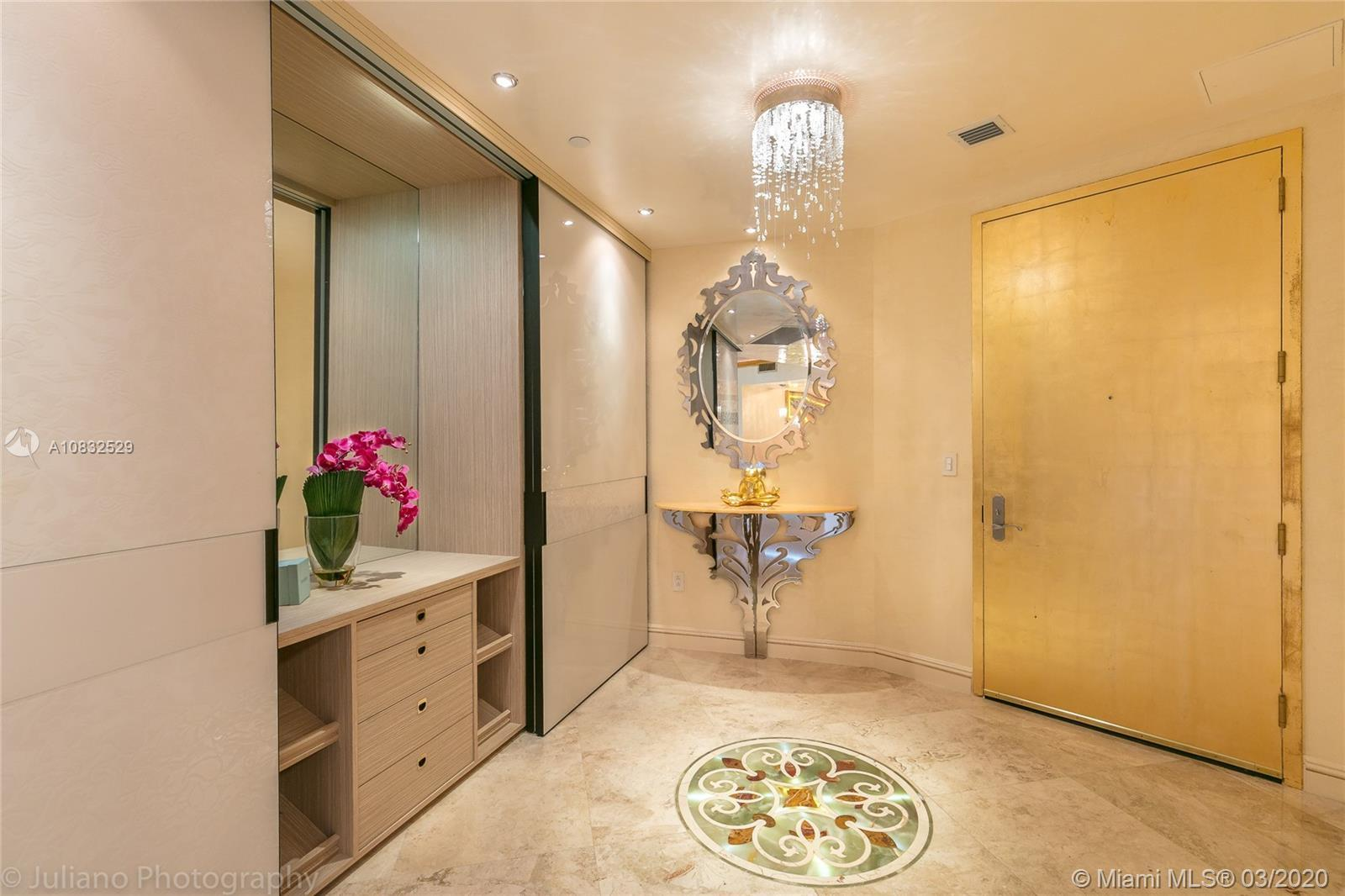 Unlike any other unit! Professionally decorated and fully furnished with beautiful Ocean views and h