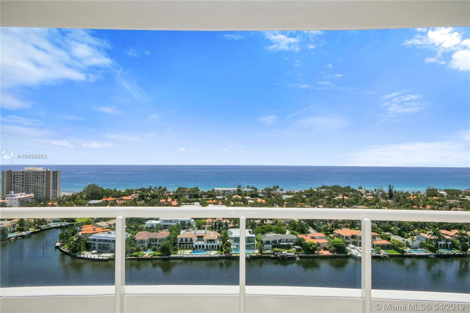 Atlantic I at the Point / Aventura / 5 Beds / 5.1 Baths (master bed has his and her bath) / 4,171 sq