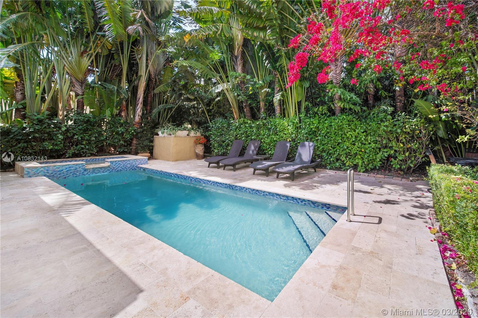 Once in a while an opportunity like this presents itself! Picture perfect Coral Gables home with ren