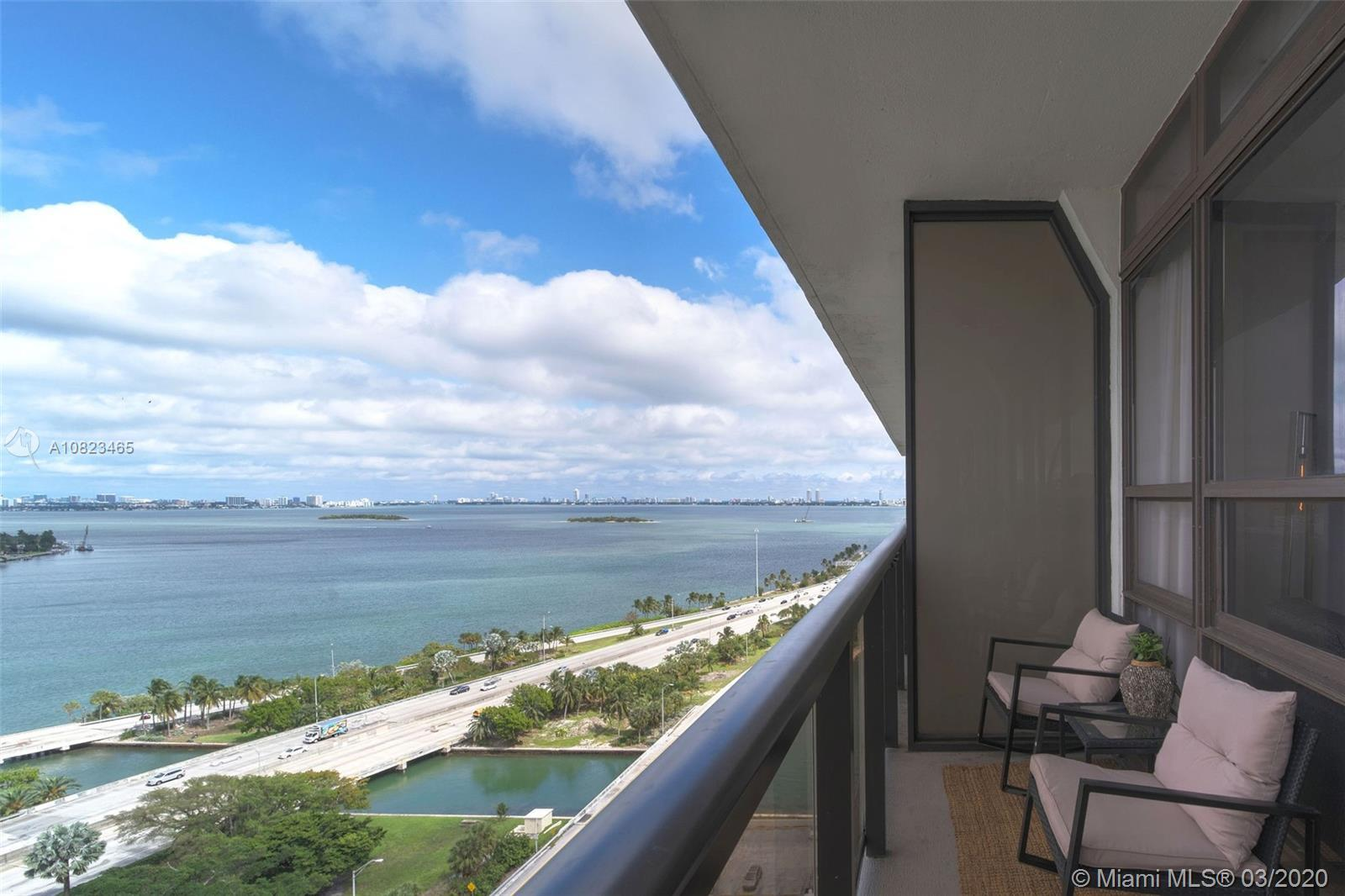 The property is located in the heart of trendy midtown, next to the entrance of 195 making the acces