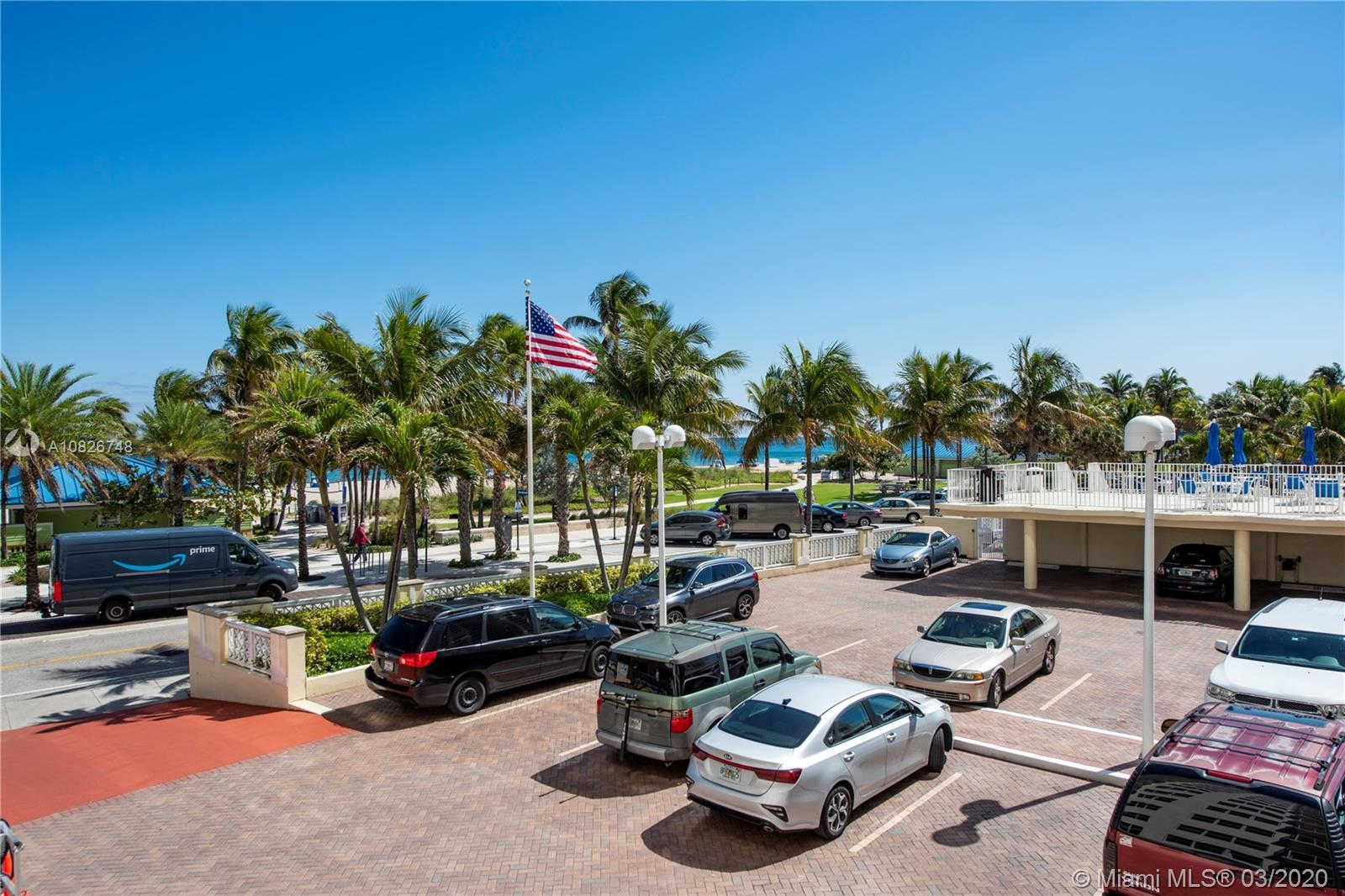 Spacious 3 bedroom, 2.5 bath with direct ocean view. All bedrooms have ocean view. Sip your coffee a