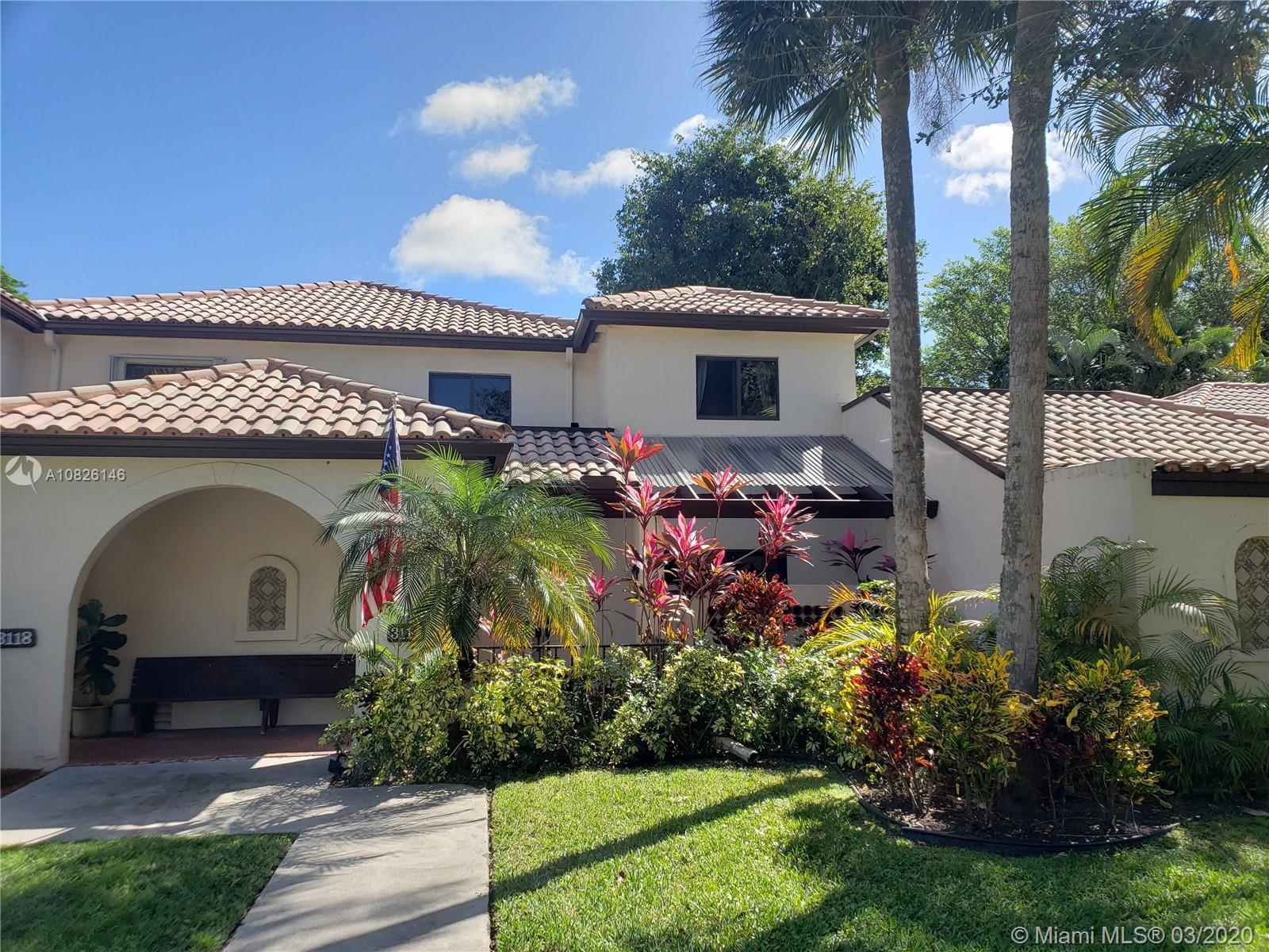 Windwood Community located just 1.5 miles from the beach is a 24 hr security gated community. This S