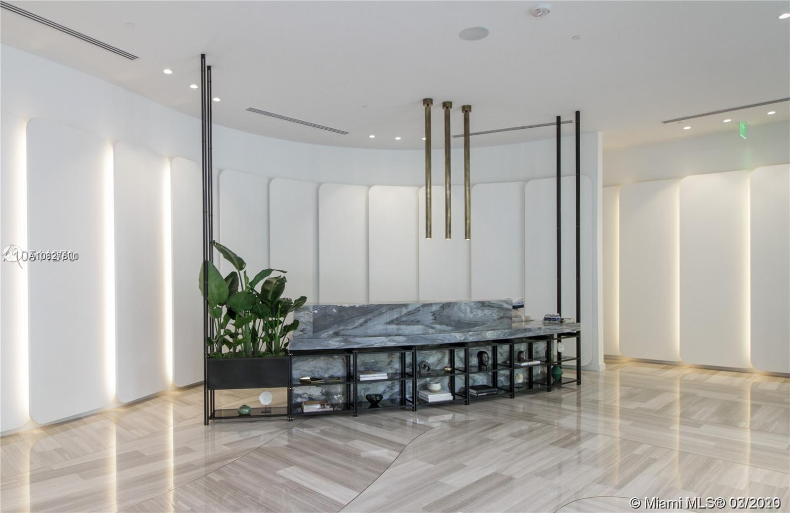 Great opportunity to live in the most luxurious condo in Coconut Grove. The kitchen designed by Will