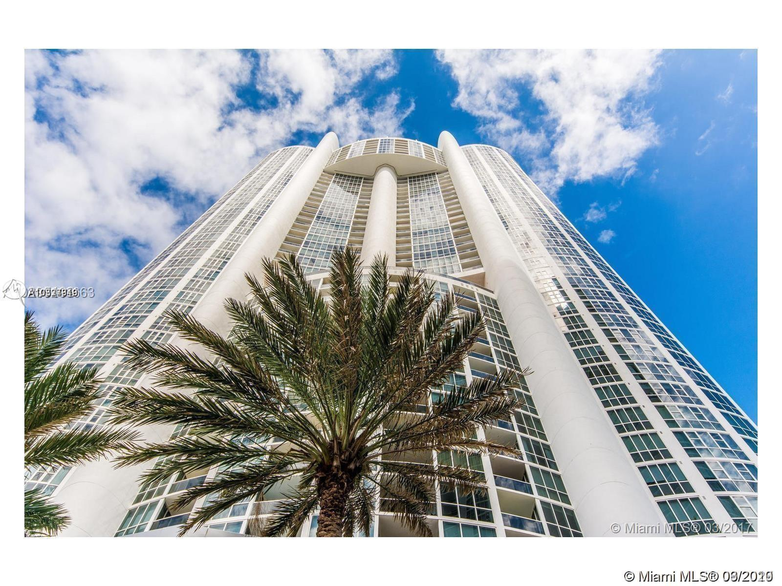 FIVE STAR LUXURY  BEAUTIFUL TRUMP ROYALE.  1BR/1.5BA UNIT WITH INTRACOASTAL AND OCEAN VIEWS IS READY
