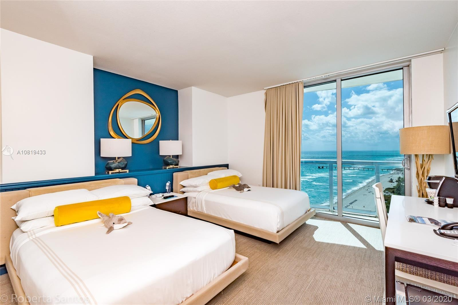 Beautiful and luxurious unit at the Beach with ocean view. Furnished 2/2 unit at the amazing oceanfr
