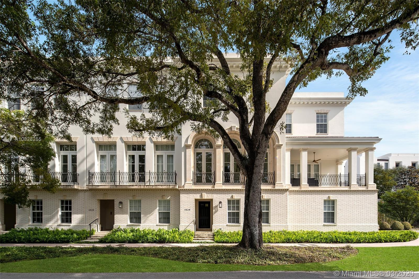 Luxurious Tri-Level Townhome in Prestigious Biltmore Square. Experience an Architectural Marvel 4 be