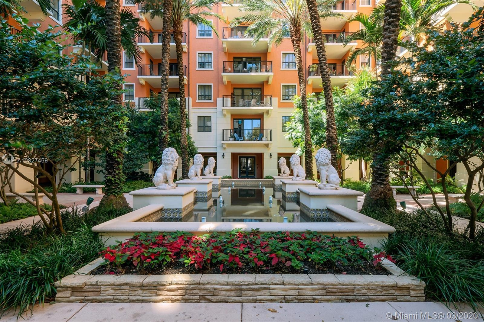 100 Andalusia, a luxury boutique building located in Coral Gables just one block from Miracle Mile,