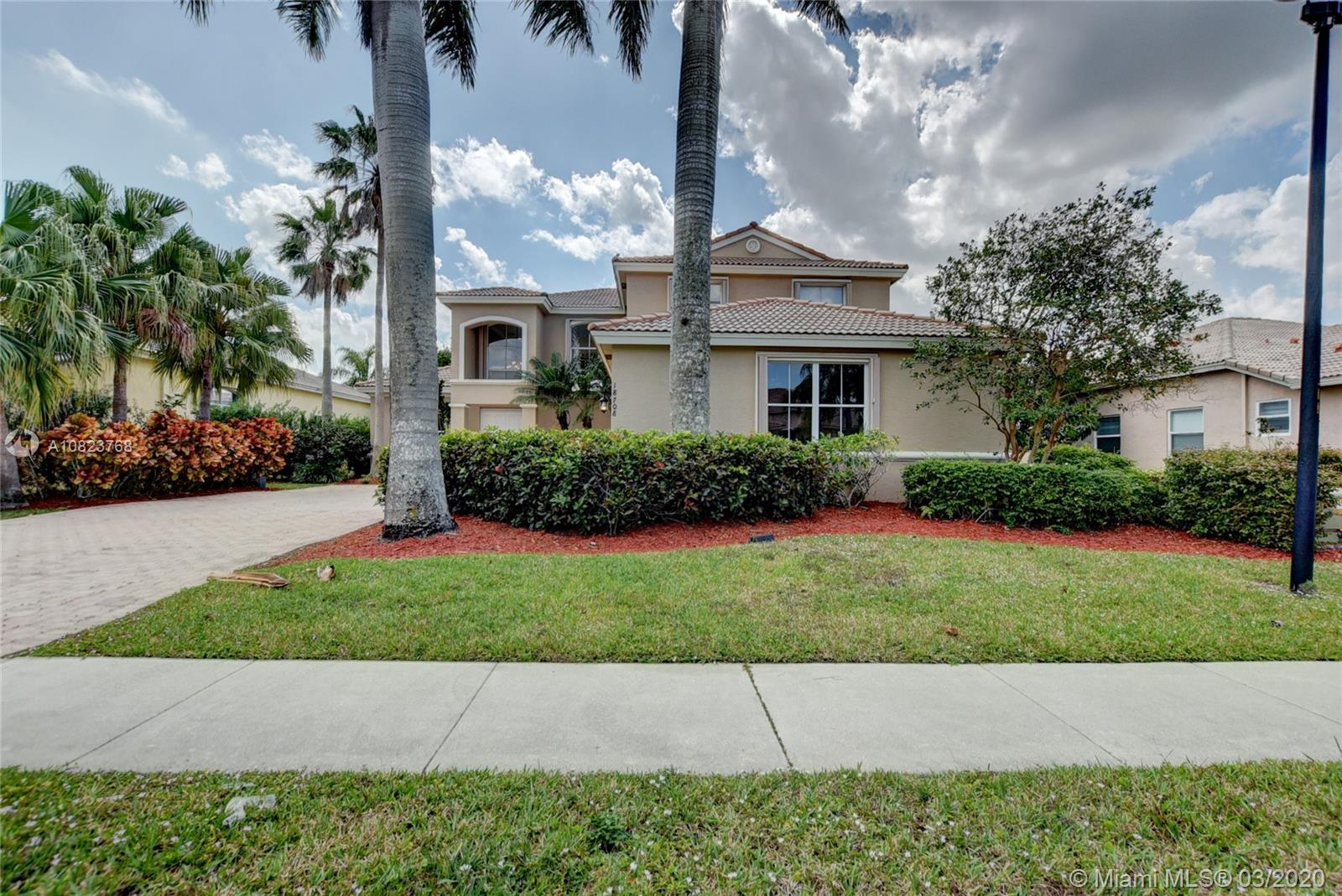 Stunning 5 bedroom, 3.5 bathroom, 3 car garage, lakefront single family home. This beauty features a