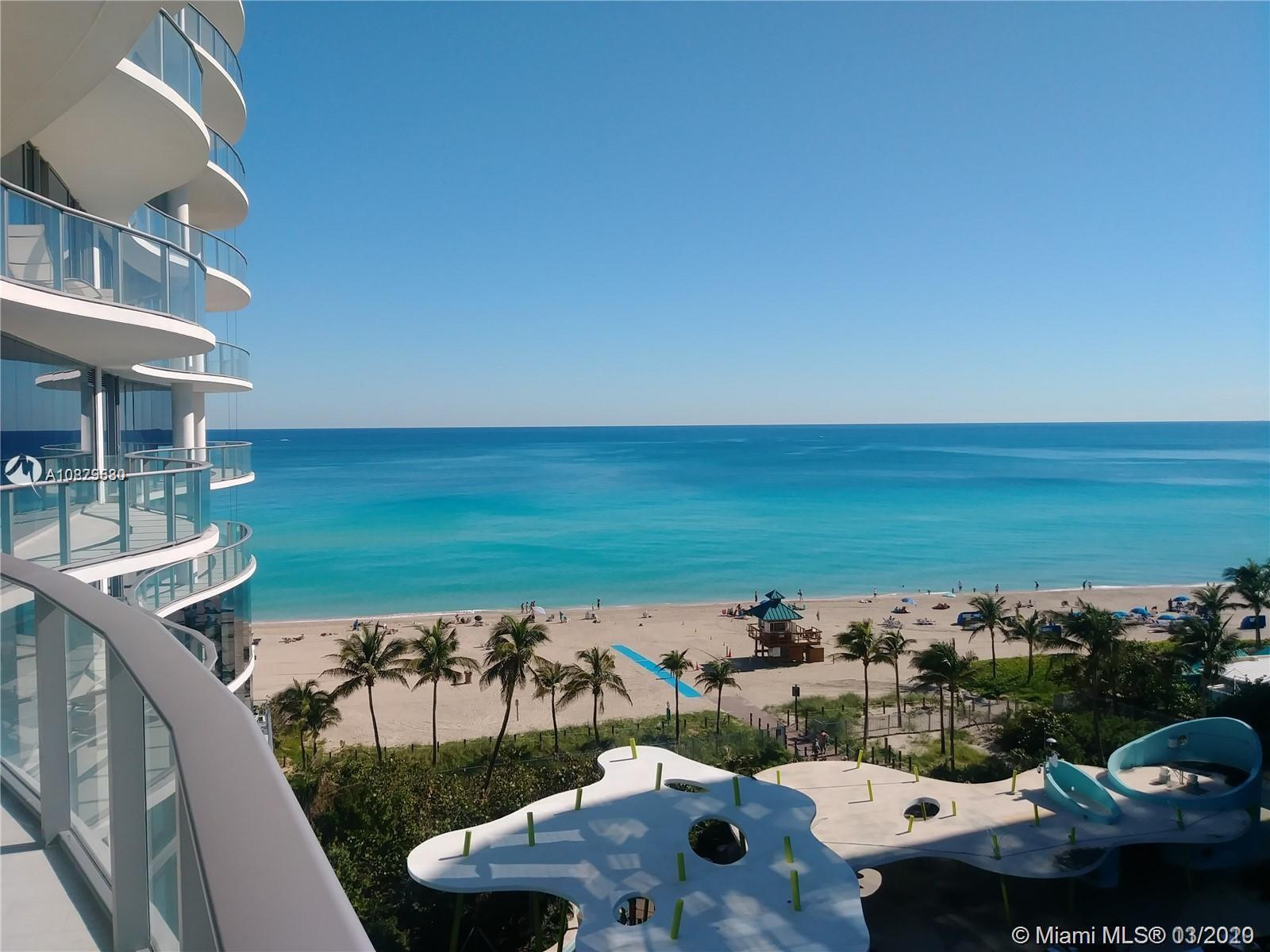 Amazing extra large unit with incredible views. 4 Beds 5 Baths + 1 Powder room + Maid room and 3 lar
