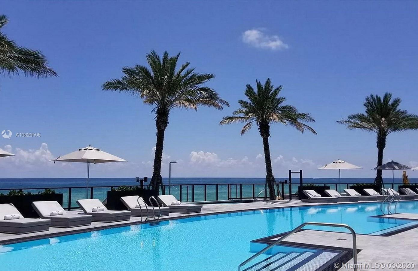 Exclusive move-in ready at The Porsche Design building, at Sunny Isles Beach community, Must see to