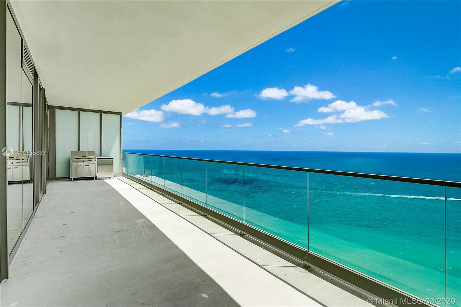 Brand New Residences By Armani Oceanfront unit! 4 bedrooms, 5.5 bathroom + den boasting a total of 4