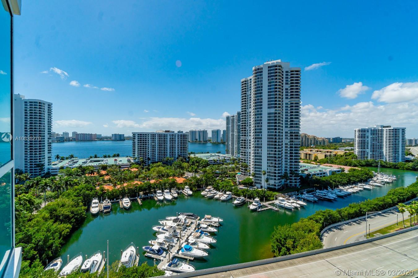 Stunning & elegant 3 beds 3 bath condo in the heart of Aventura in The Parc at Turnberry Isle with a