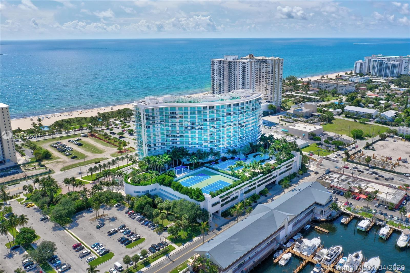VIRTUAL SHOWINGS ONLY UNTIL FURTHER NOTICE.  A luxurious condo with stunning Ocean, Intracoastal an