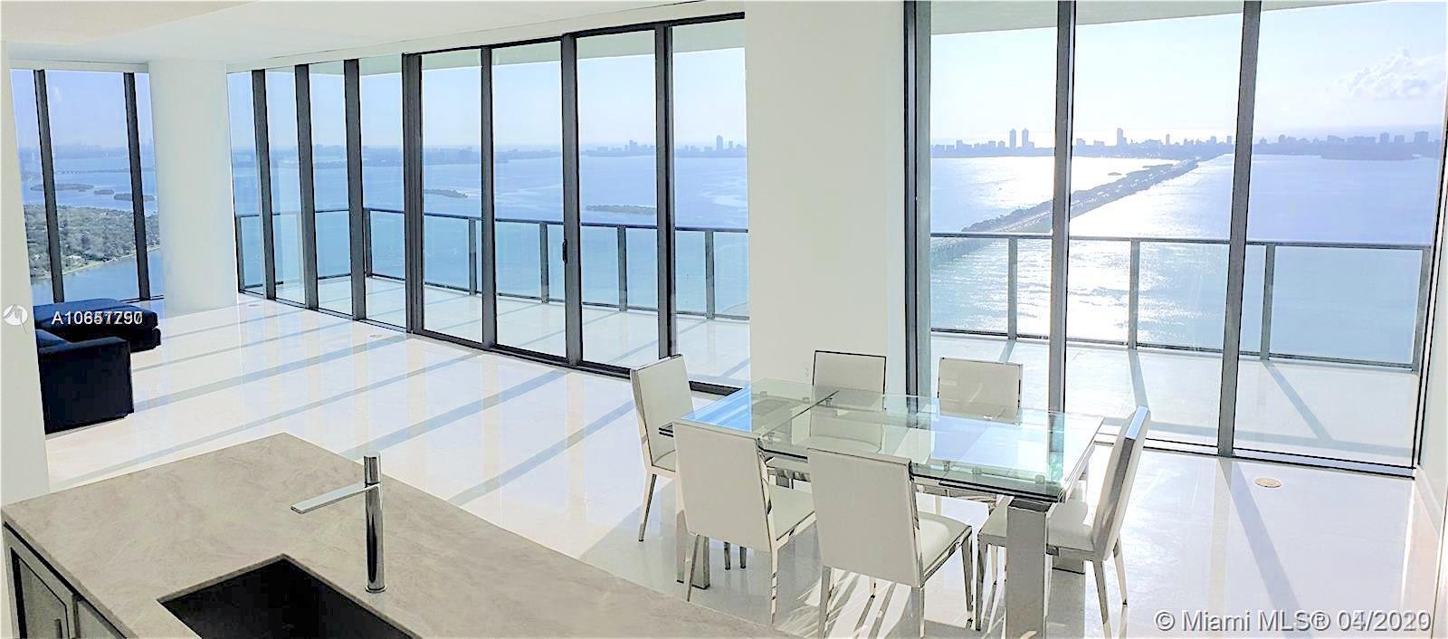 Details are everything. Amazing upgraded Penthouse with porcelain floor, top quality marbles, walk-i