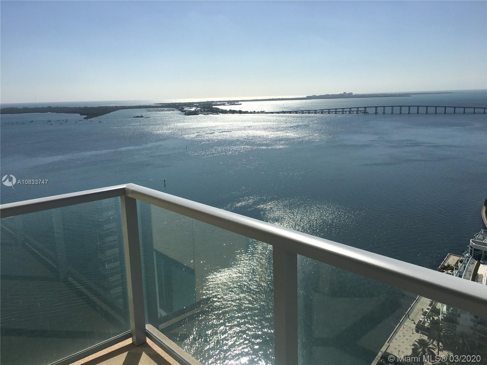WATER VIEW AT ITS BEST.INTERCOASTAL,BAY AND OCEAN VIEW. PET FRIENDLY BUILDING.