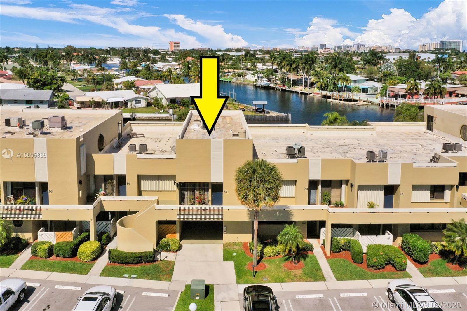 WOW! RARE OPPORTUNITY! BEST BUY ON THIS WATERFRONT TOWNHOME IN GATED PRIVATE NOBEL POINT WITH PRIVAT