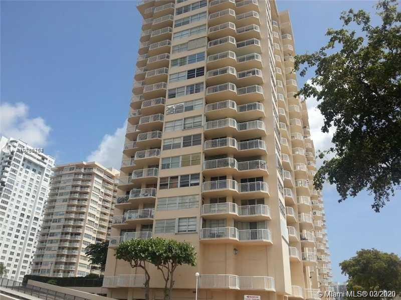 Buy this large condo with an amazing intercoastal view, Bay and City View all in one! The condo feat