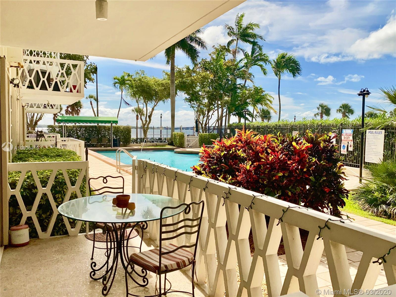 Welcome to your magical oasis on Biscayne Bay!  Centrally located to shops, restaurants and nightlif