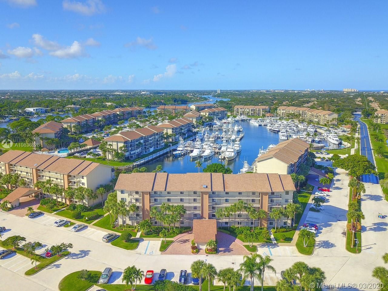 Two bedroom/two bath Marina Condo overlooking the pool with views of the Marina. Original owner, nev
