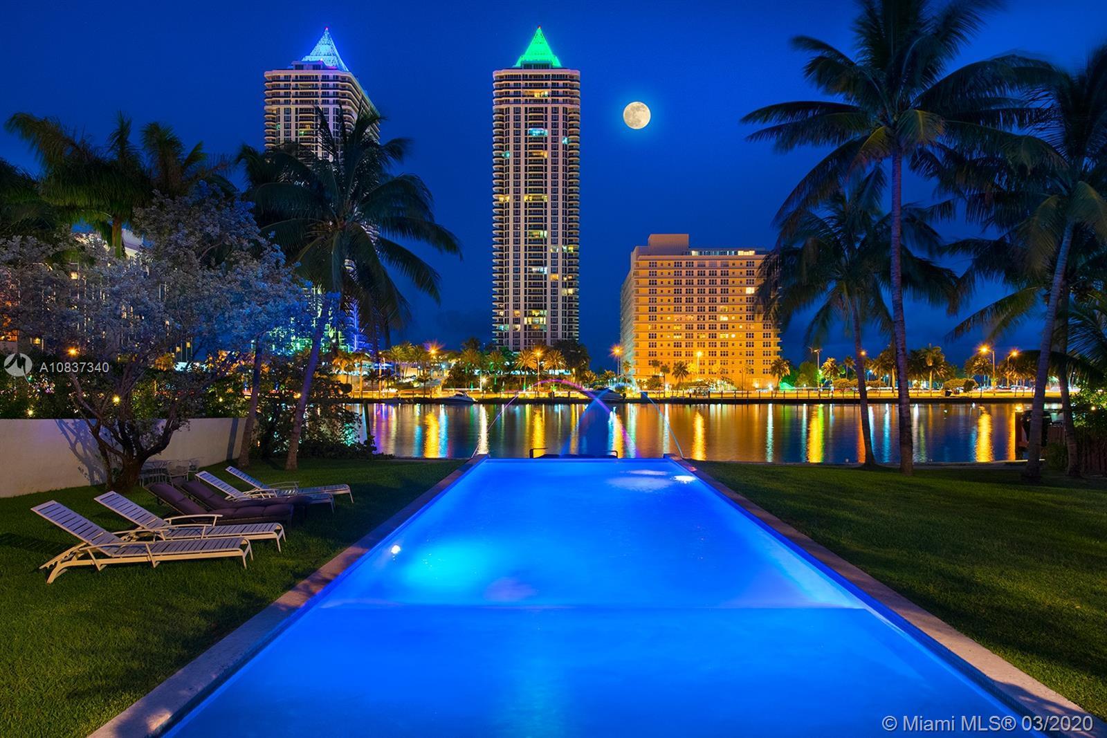 4745 Pine Tree Dr, Miami Beach, FL, 33140