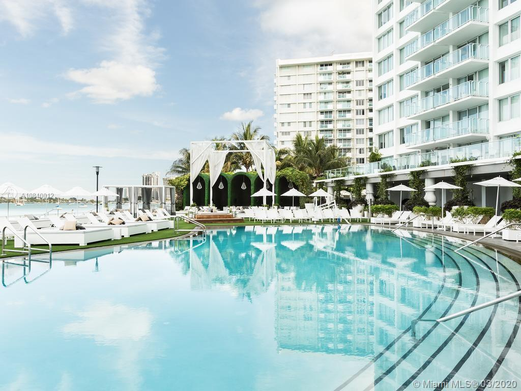 No needs to introduction for the Mondrian South Beach. Charming Condo-Hotel in great location right