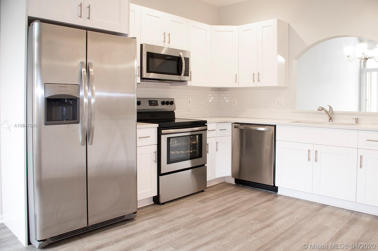 A Beautiful Two story Three Bedroom Townhouse with a large size kitchen, Master bedroom Suite with a