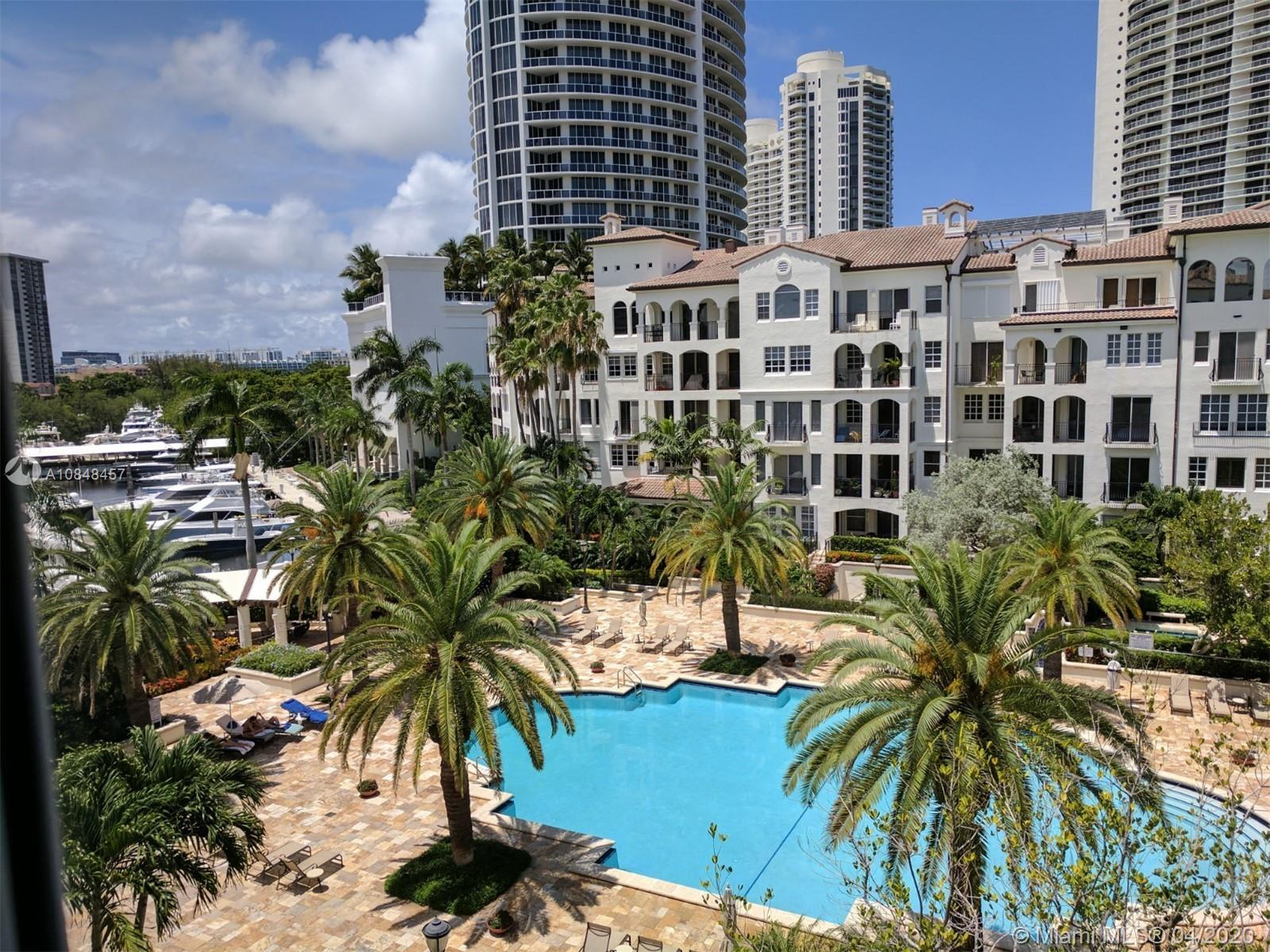 Beautifully upgraded 2bed/2bath unit featuring large balconies for each bedroom, marble and wood flo
