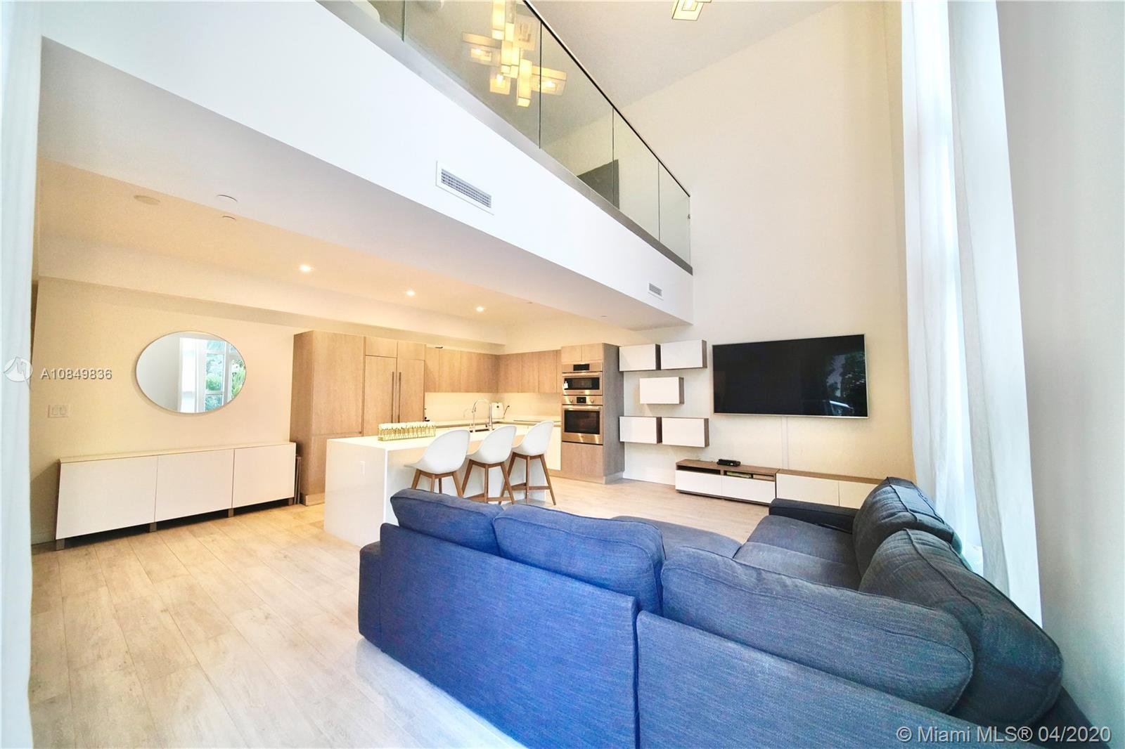 Miami Design District Townhomes! Exclusive gated enclave of 38 ultra-modern townhomes located betwee