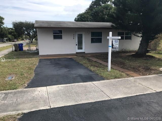 Newly remodeled and fully up graded 3 bedrooms 1 bath home on an over-sized large corner lot.  The k