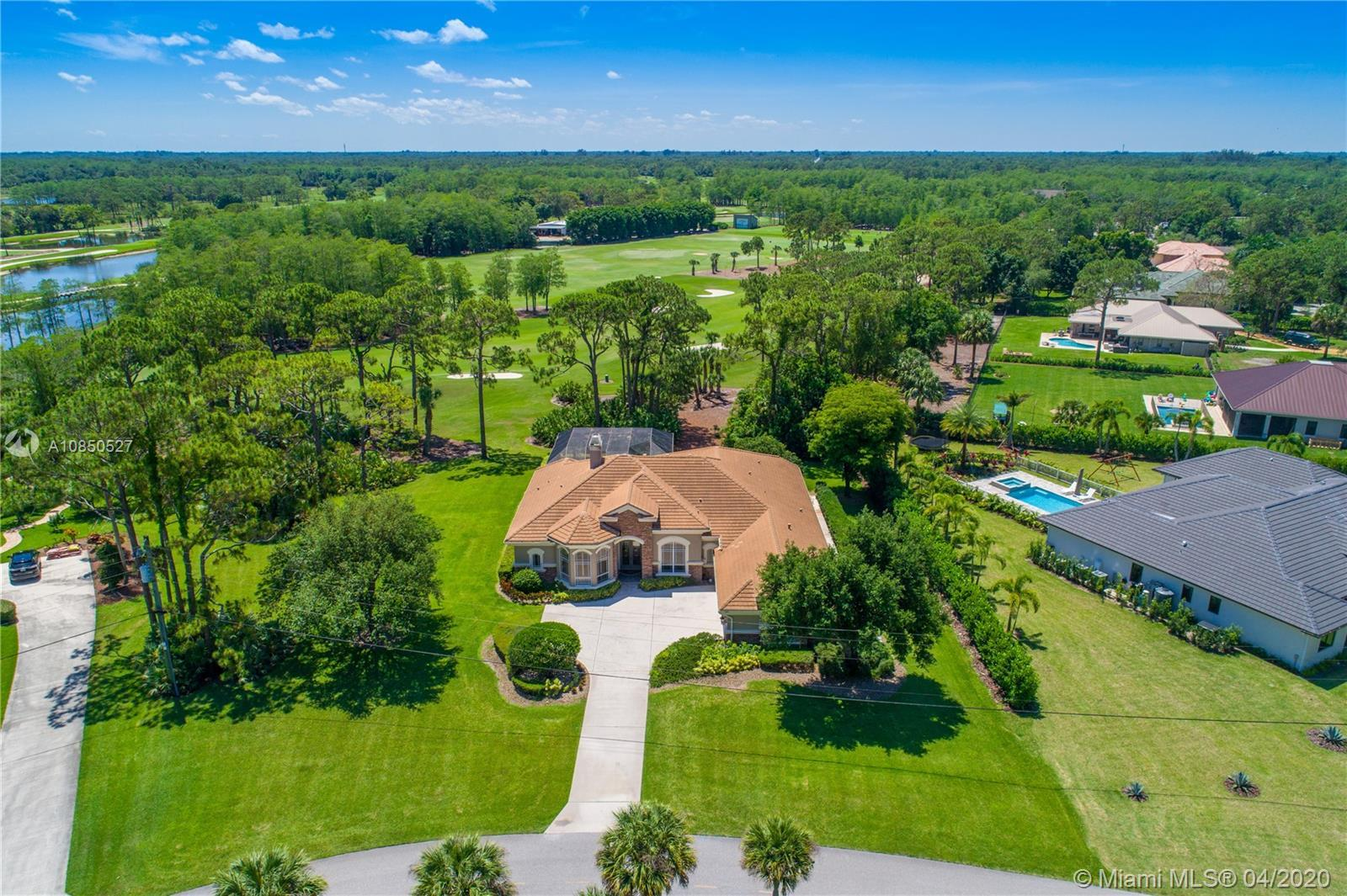 This great Arthur Rutenberg floor plan is located on just over one acre of land overlooking the firs