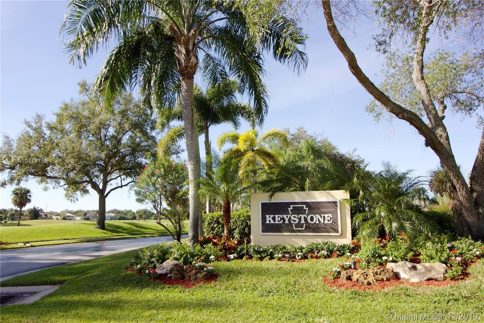 EASY TO SHOW.  Welcome to Keystone Condominium in the heart of Jupiter.  This ideal 2nd floor, 2 bed