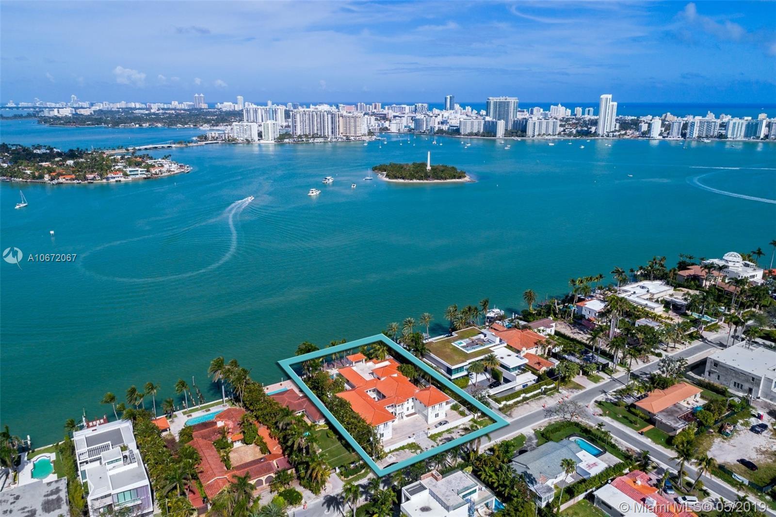 121 N Hibiscus Dr, Miami Beach, FL, 33139