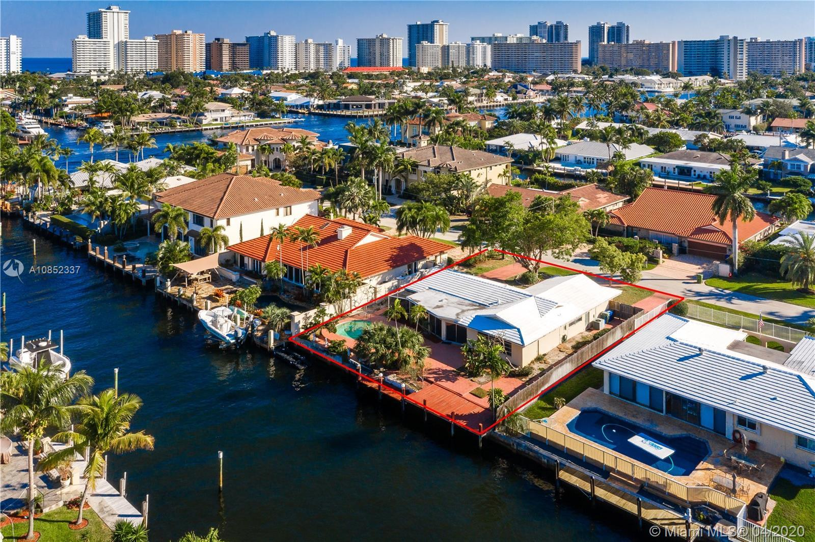 JUST LISTED: BEST PRICED WATERFRONT LOT IN CORAL RIDGE COUNTRY CLUB. ONLY 4 HOUSES IN FROM THE INTRA