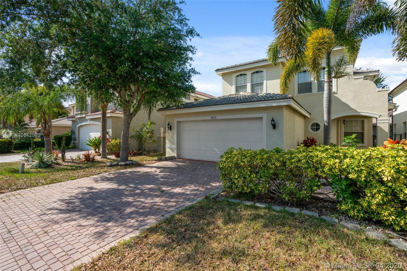 Beautiful 5BR/ 3BA/ 2CGar, Almost 3,000 Sq Ft of Living Space & Tons of Upgrades. Spacious Floor pla