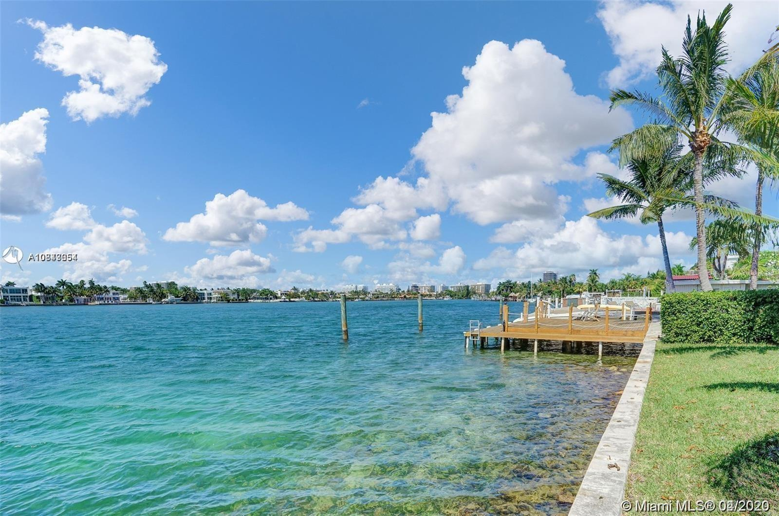 Back on Market, Cash offers !! Welcome to your new waterfront oasis, in the heart of Miami Beach. St
