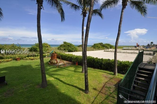 Gorgeous Beach Front Property in Surfside, easy access to the beach, close to everything, two balcon