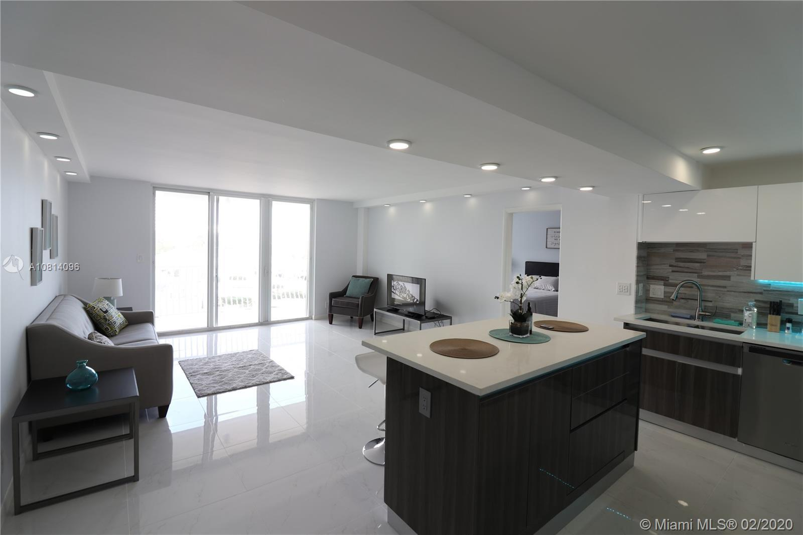 ABSOLUTELY GORGEOUS, FULLY REMODELED, 2 BED/2 BATH UNIT!!! Just a block from Fort Lauderdale Beach,