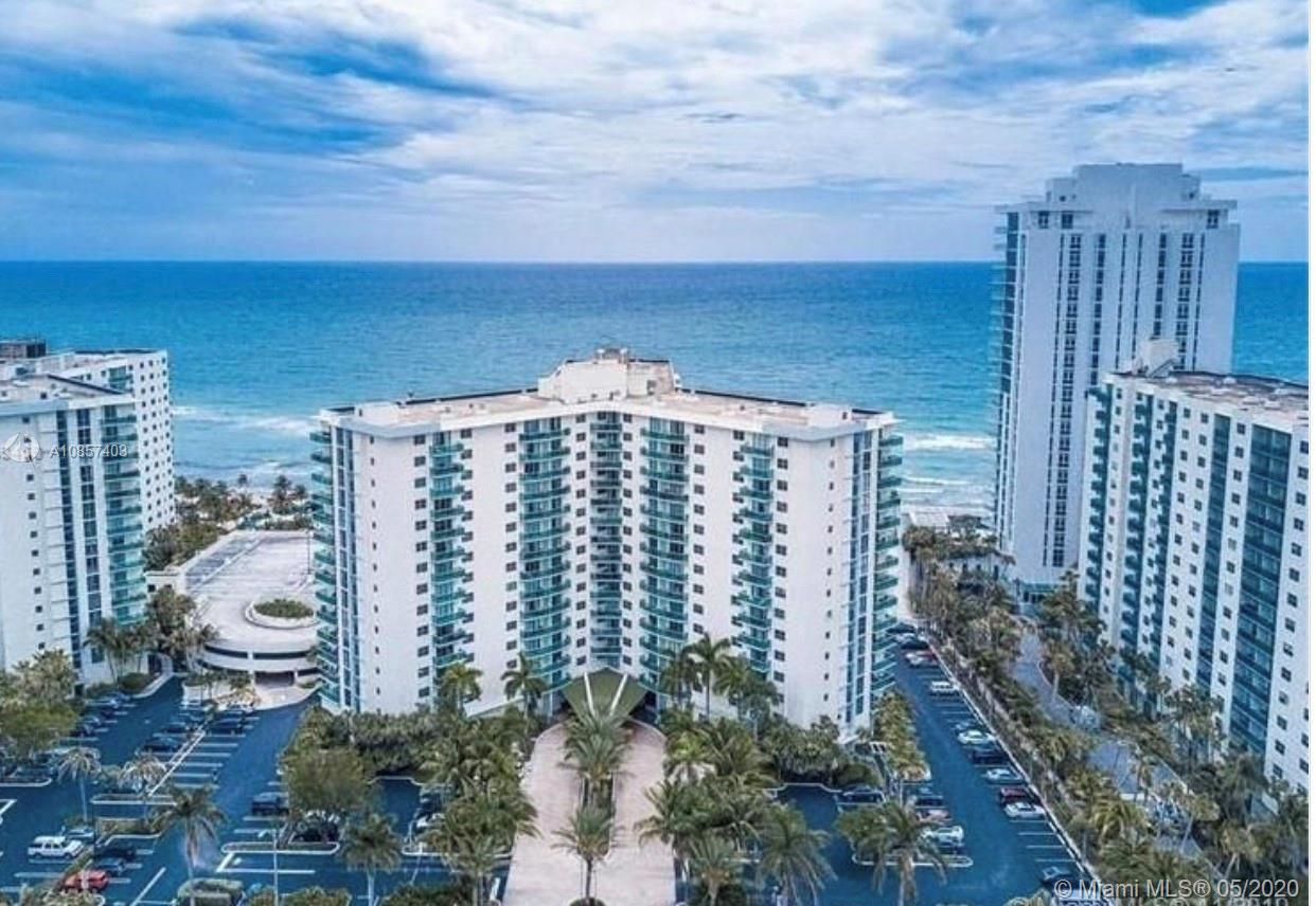 Vacation Resort Lifestyle Property. Excellent Investment Opportunity on Hollywood Beach. No Rental R