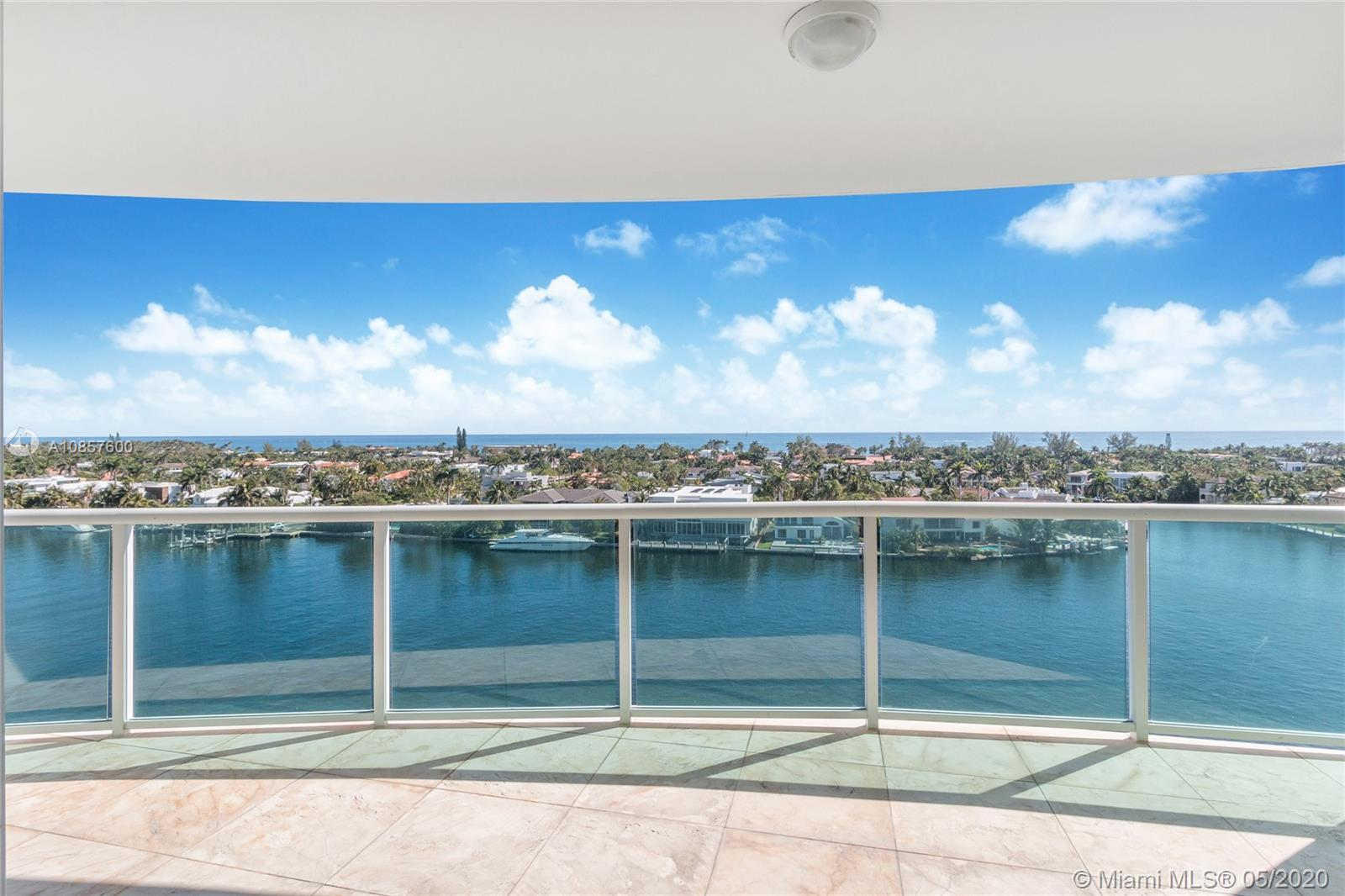 Great apartment at Hamptons South, Magnificent Ocean, Intracoastal and Golf Views, Over $400,000 in