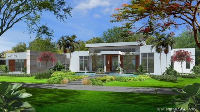 A BAUHAUS INSPIRED ONE-ACRE LOT, SURROUNDING BY THE ELEGANT CORAL GABLES AND PINECREST AREA. OUR 7,7