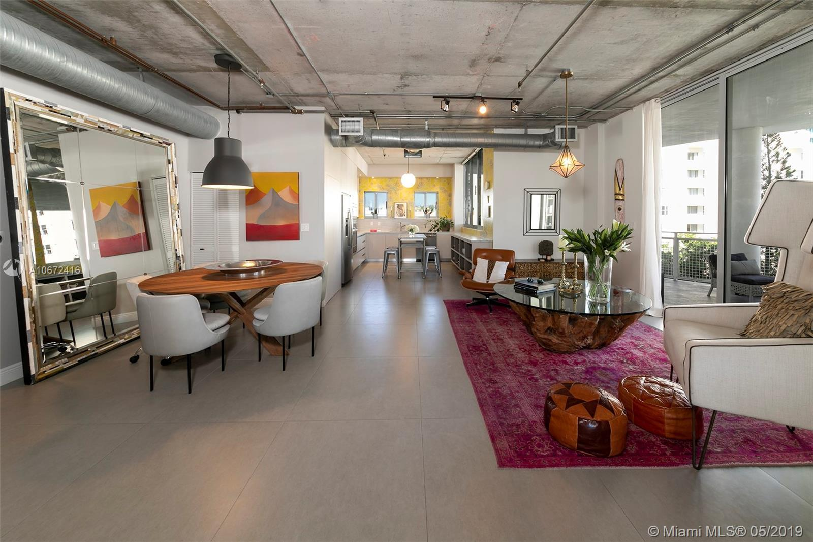 Stunning, 2 bed + den / 2 bath with two oversized balconies (measuring 800 sqft.) in the heart of Ed