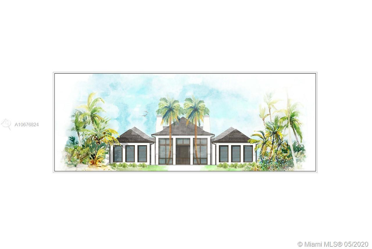 New Construction - Another masterpiece by Turtle Beach Construction. One of a kind custom home with