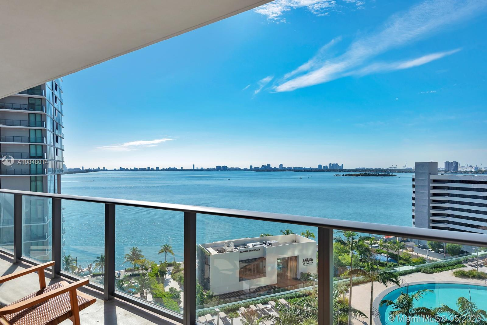 Unit 1004 is the best deal at Paraiso Bay. Completely upgraded and nicely decorated featuring 1272 S
