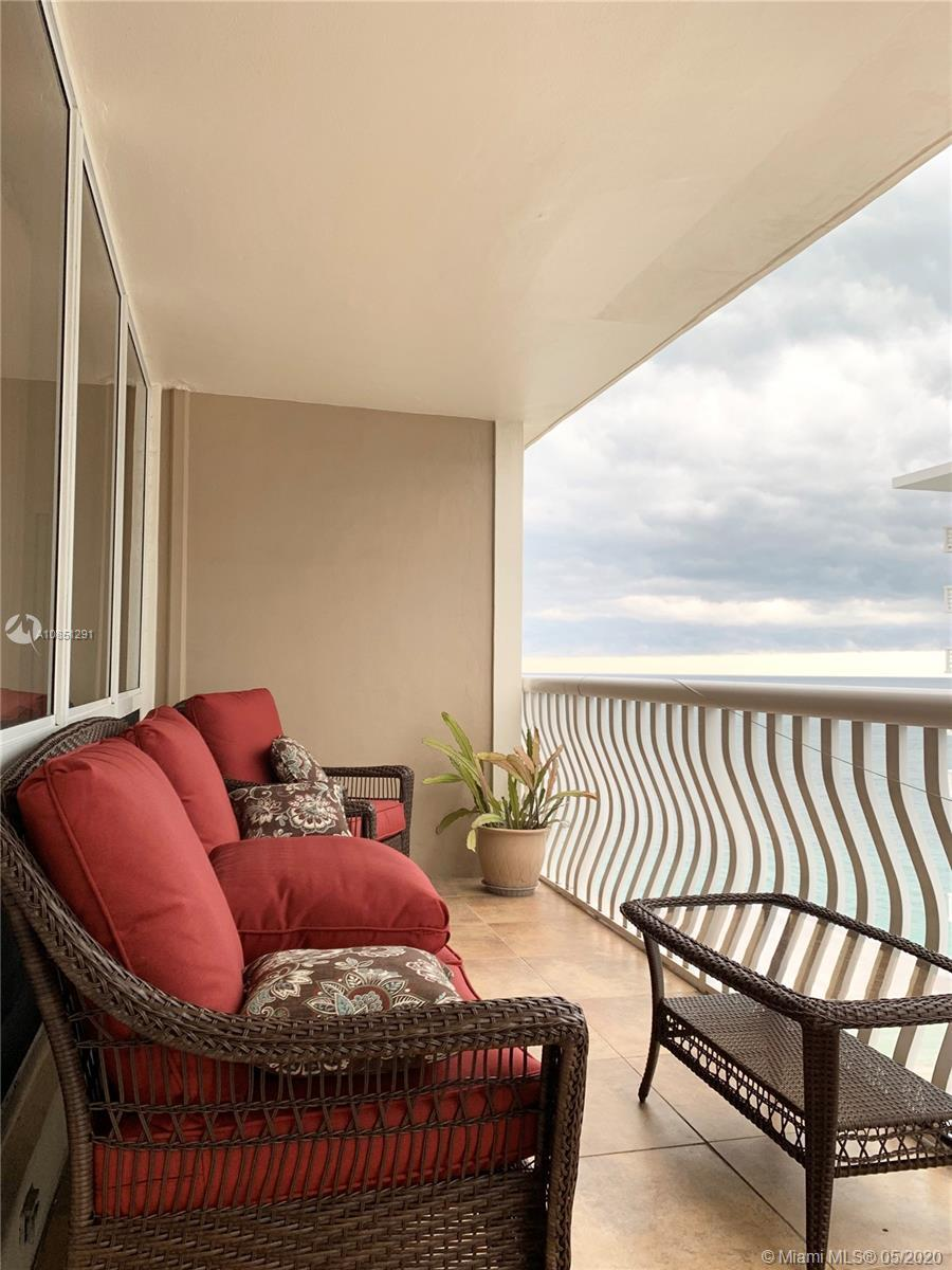 RARE OPPORTUNITY – OCEAN FRONT - HIGH FLOOR – FULLY RENOVATED – RARE IMPACT GLASSS UNIT – PANORAMIC