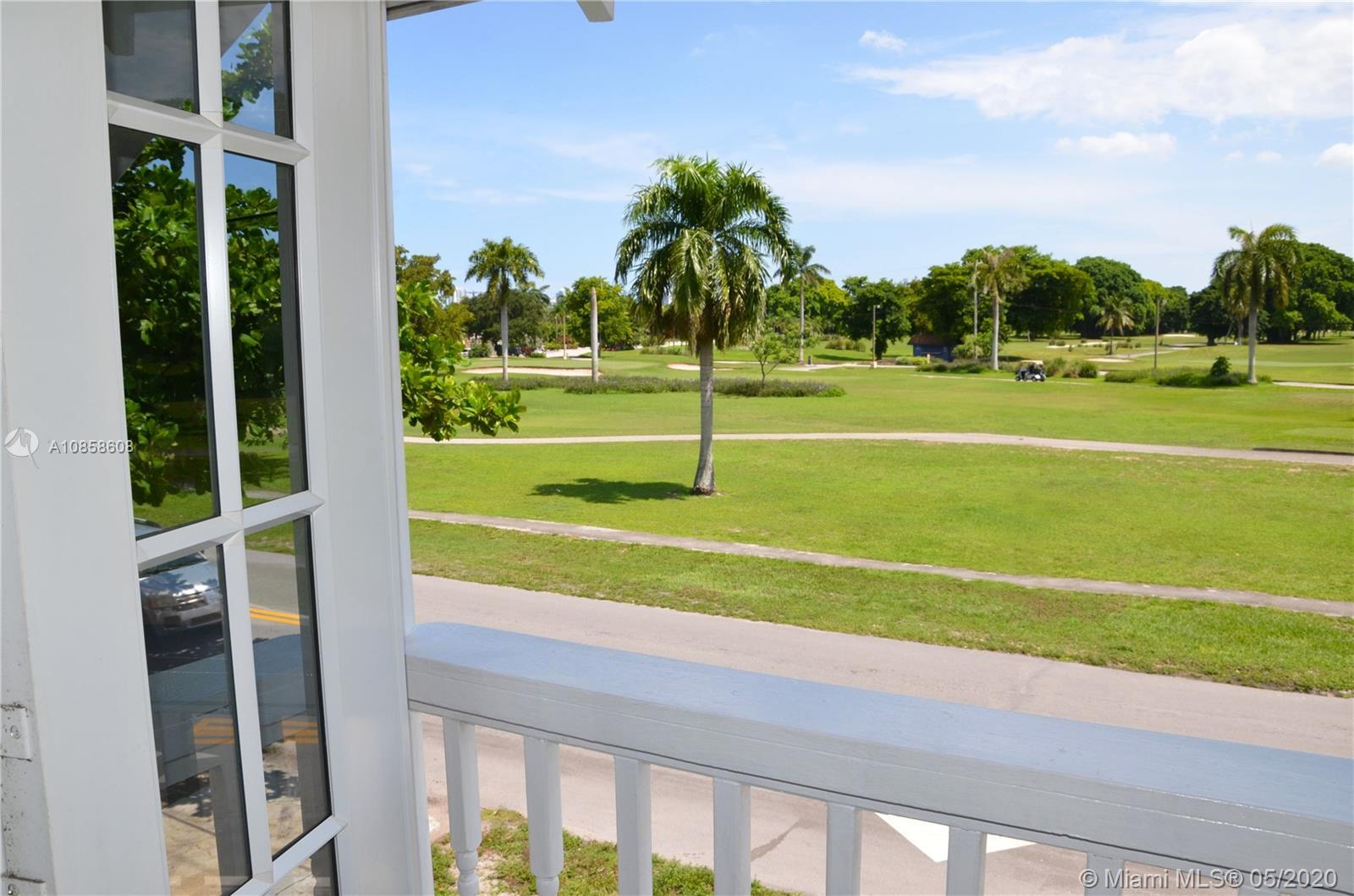 Unique Corner Property with Magnificent Golf Course Views~Charming Mediterranean Style Home with 3 B