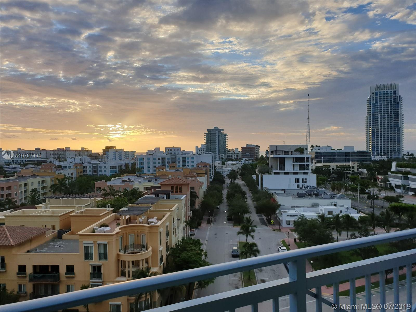 1-bedroom at the Yacht Club at Portofino condo located in the exclusive South of Fifth neighborhood,