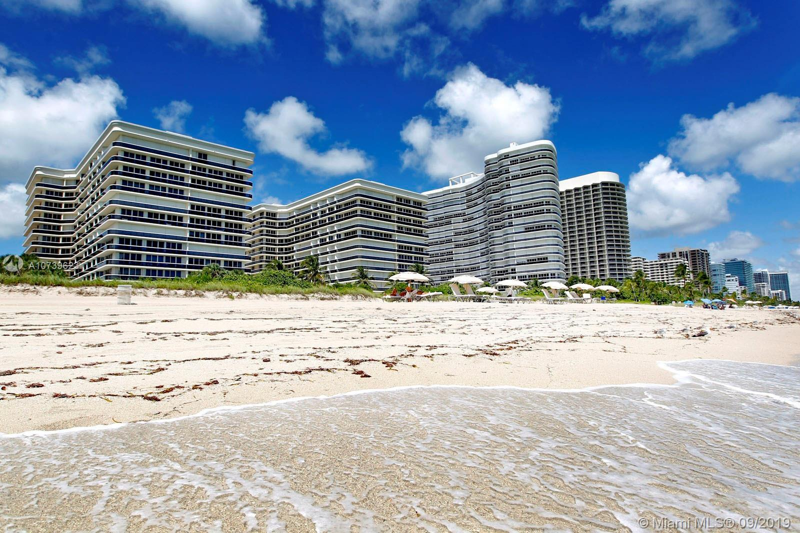 Beautiful move-in ready beach Condo. 2-bedroom, 2 baths. Master bedroom with large walk-in closet.